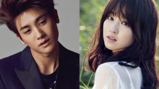 Park Hyung Sik and Park Bo Young in Do Bong Soon