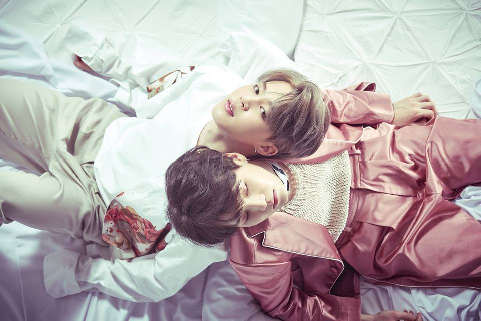 """BTS's Jimin And Suga Feature In New """"WINGS"""" Concept Photos"""