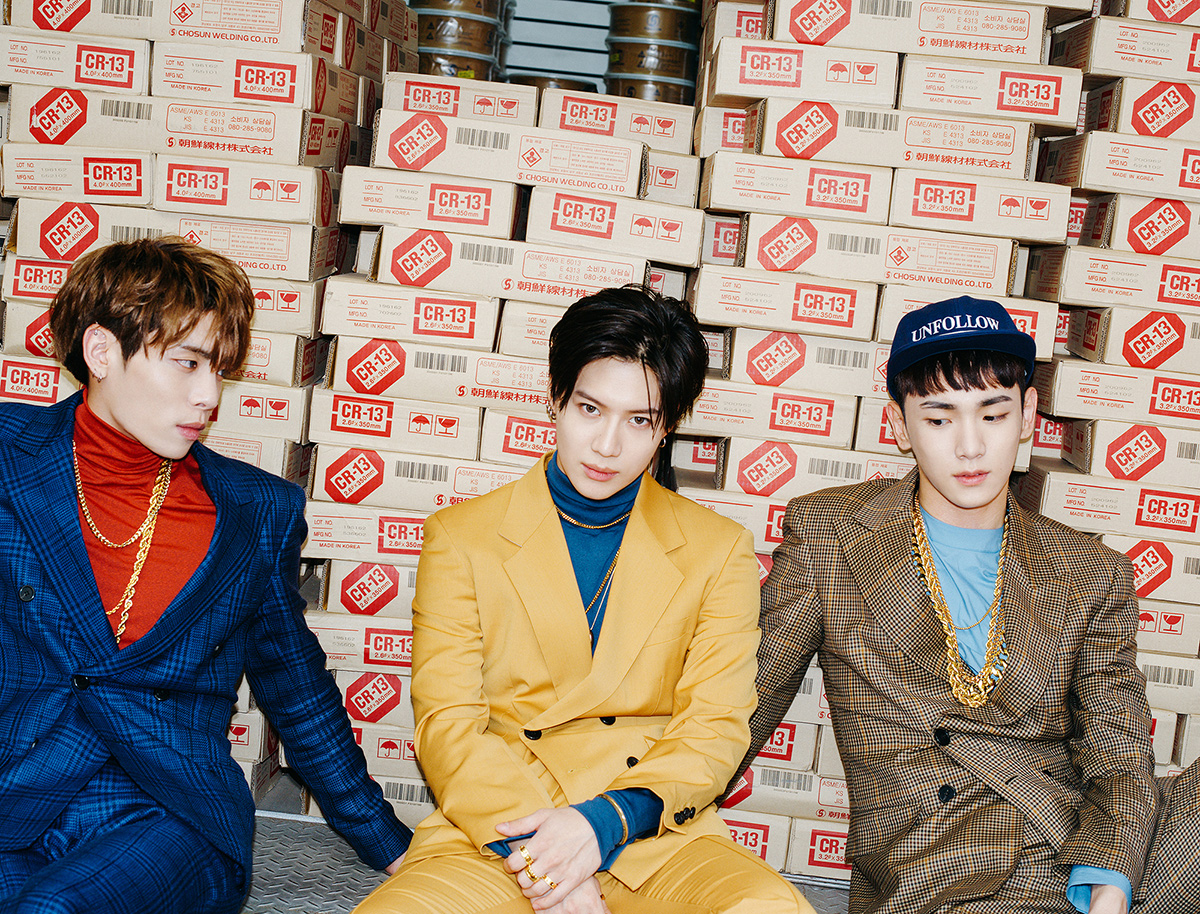 """SHINee Releases More Teasers And Taemin Shares Listen To A New Track Off """"1 Of 1"""""""