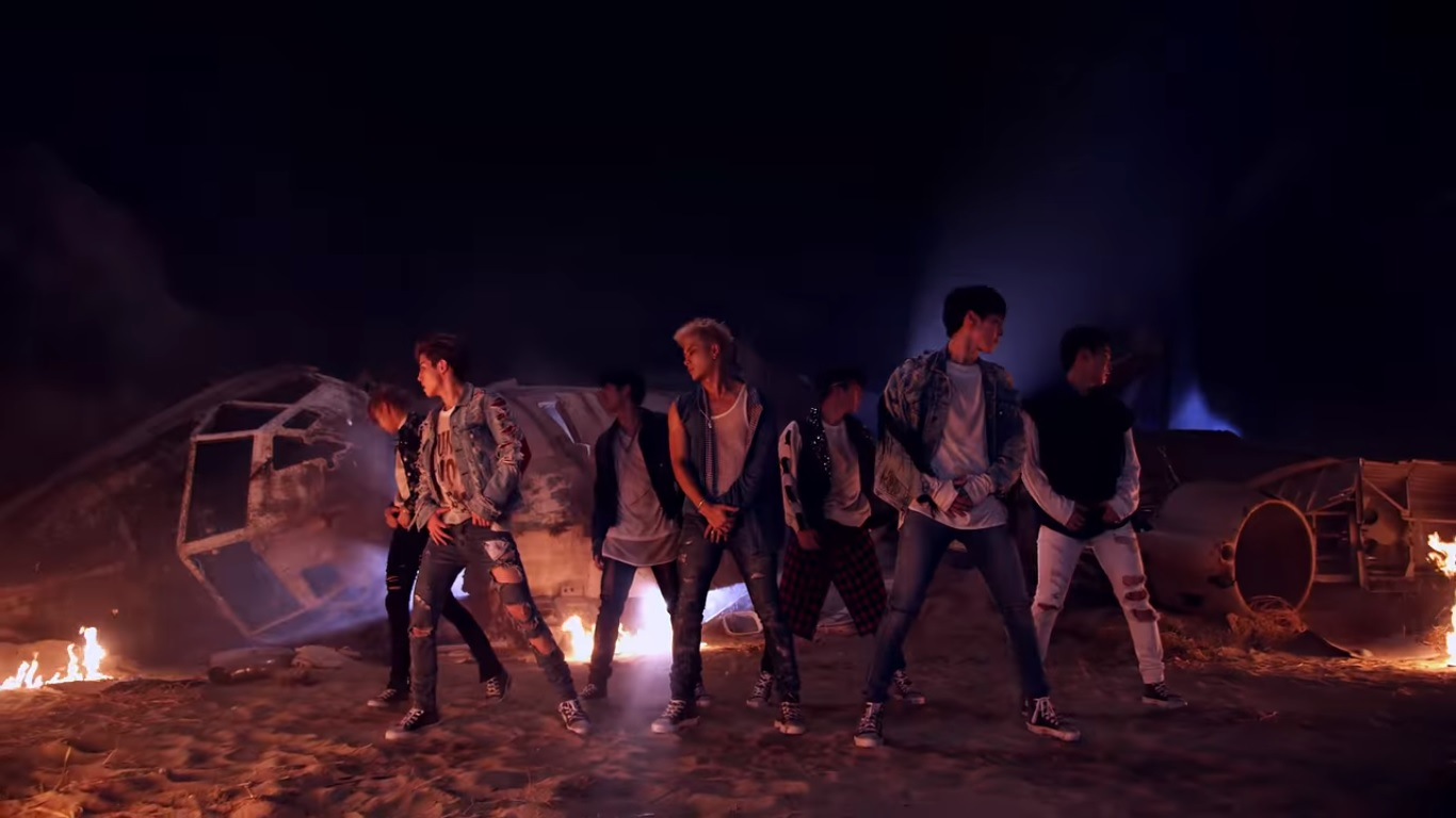 """GOT7 Breaks Personal Record With """"Hard Carry"""""""