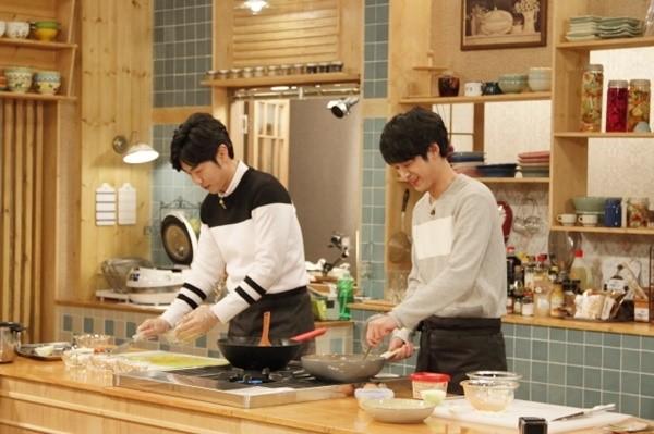 Jung Joon Young on Mr Baek