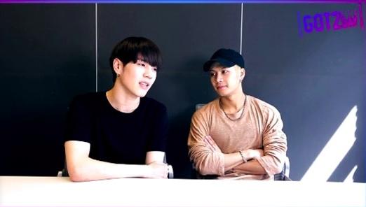 GOT7's Jackson Can't Get Enough Of Maknae Yugyeom's Dance Skills