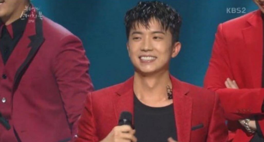 Wooyoung Gives Witty Response To Question About 2PM's Dating Life