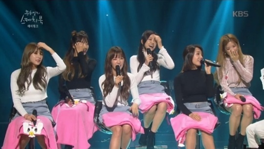 Apink Reveals They Burst Into Tears When They First Heard Comeback Song