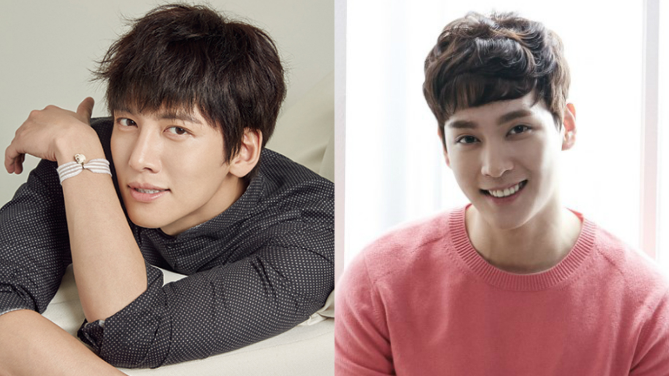 """Ji Chang Wook And Choi Tae Joon Joke About New Doppelganger Status After Bomi's Funny Mistake On """"We Got Married"""""""