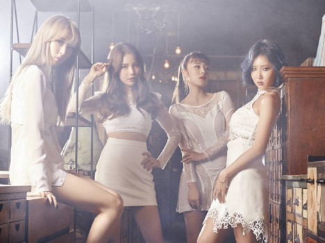 "MAMAMOO Slays With ""Décalcomanie""; Soompi's K-Pop Music Chart 2016, December Week 2"