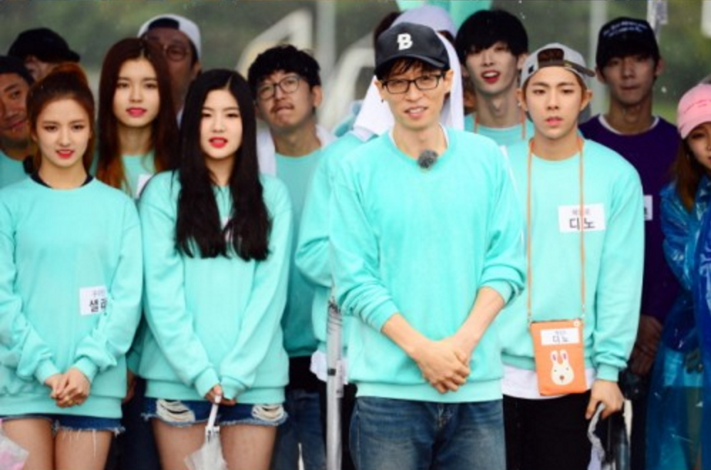 "Yoo Jae Suk Makes Sure Idols Get Screen Time On ""Running Man"""