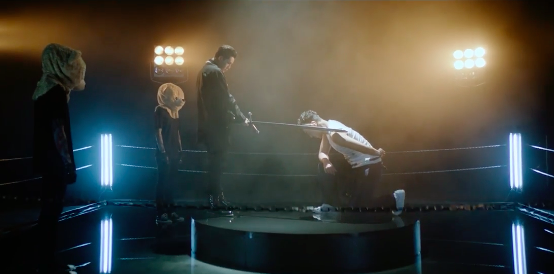 "Watch: MONSTA X Returns With Intense ""Fighter"" MV"