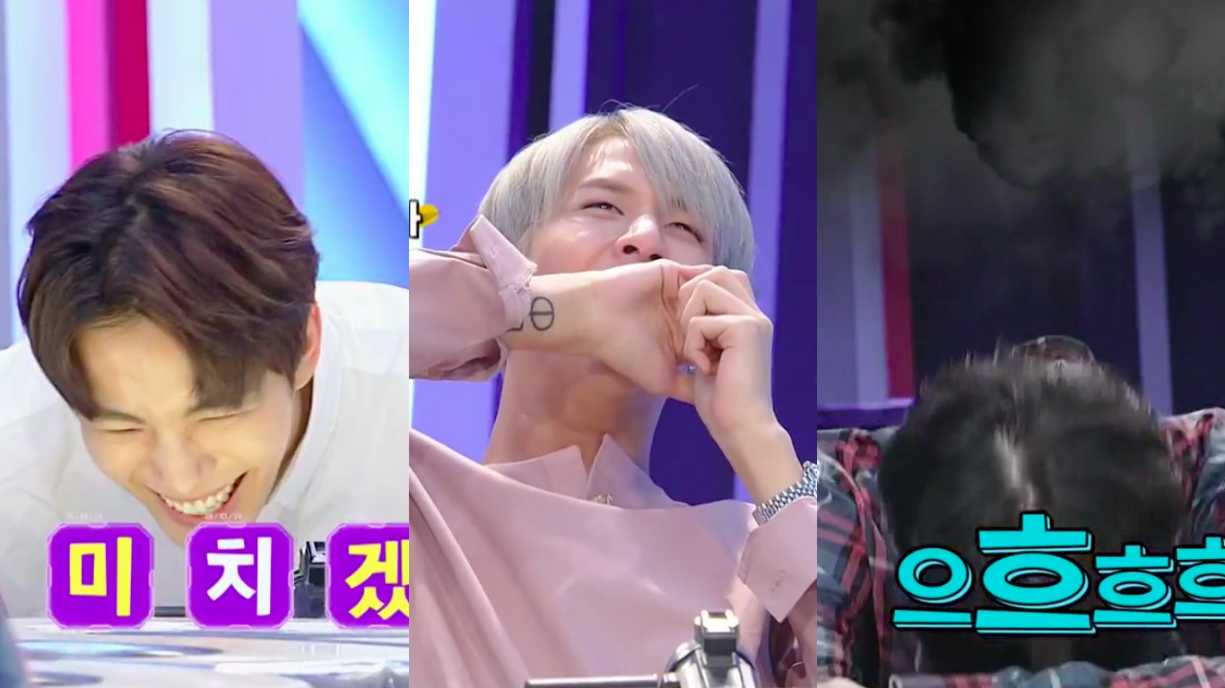 "VIXX Can't Live When ""Star Show 360"" Makes Them Revisit Their Most Embarrassing Stage Concepts"