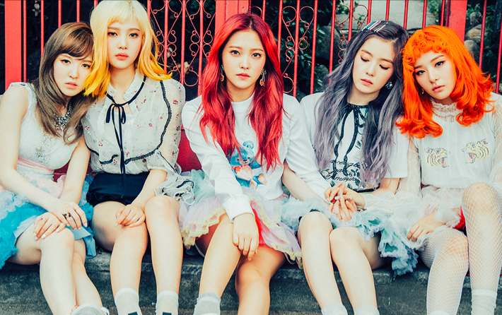 """Red Velvet Reigns With """"Russian Roulette"""": Soompi's K-Pop Music Chart 2016, October Week 1"""
