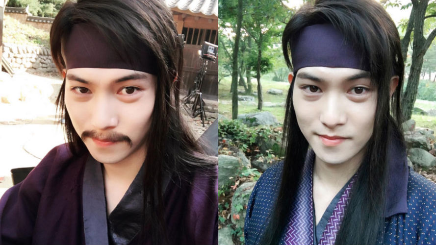 "CNBLUE's Lee Jong Hyun Sports A Mustache For ""My Only Love Song"""