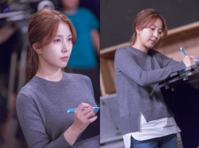 New JTBC Drama Releases Still Cuts Of BoA's Character