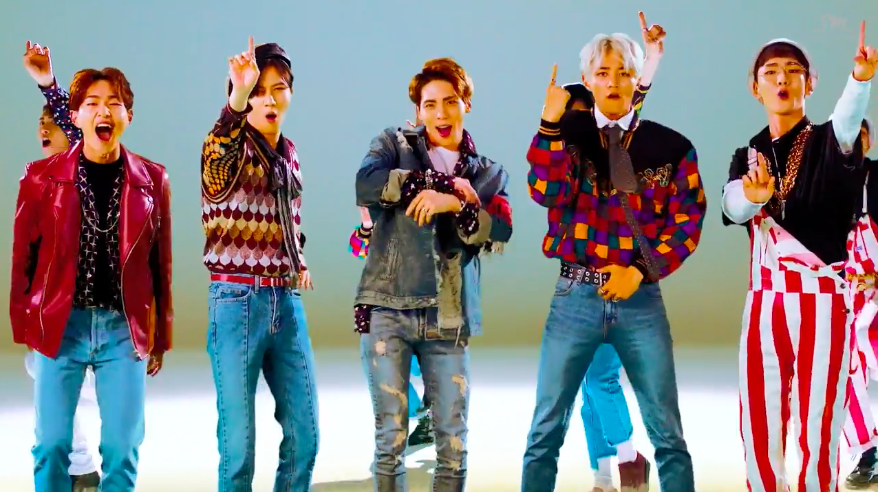 "Watch: SHINee's Back With Funky And Old School ""1 Of 1"" MV"