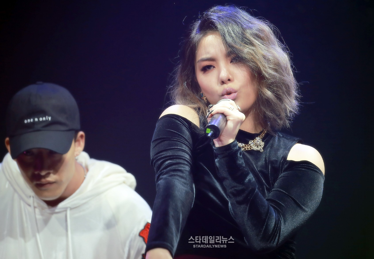 Which Artists Does Ailee Want To Collaborate With?