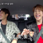 """Watch: Park Kyung's Driving Makes Kim Ji Suk Crazy On Their First Episode Of """"Celebrity Bromance"""""""
