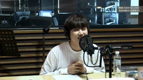 Sandeul Talks About Competing Against Park Hyo Shin And Makes Interesting First Place Promise