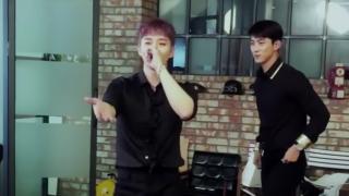 2PM Junho Taecyeon