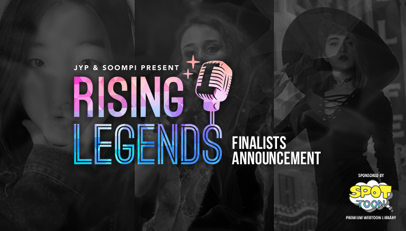 "You Voted, You Decided: These Are Your New ""Rising Legends"""