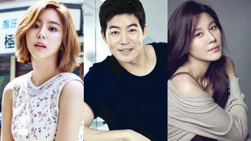 Lee Sang Yoon Reveals How Uee Feels Watching Him With Kim Ha Neul