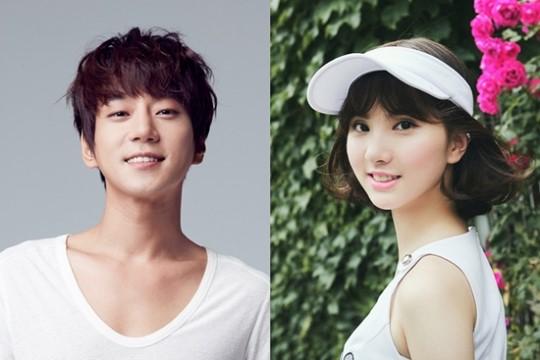 Hwang Chi Yeol Eunha GFRIEND