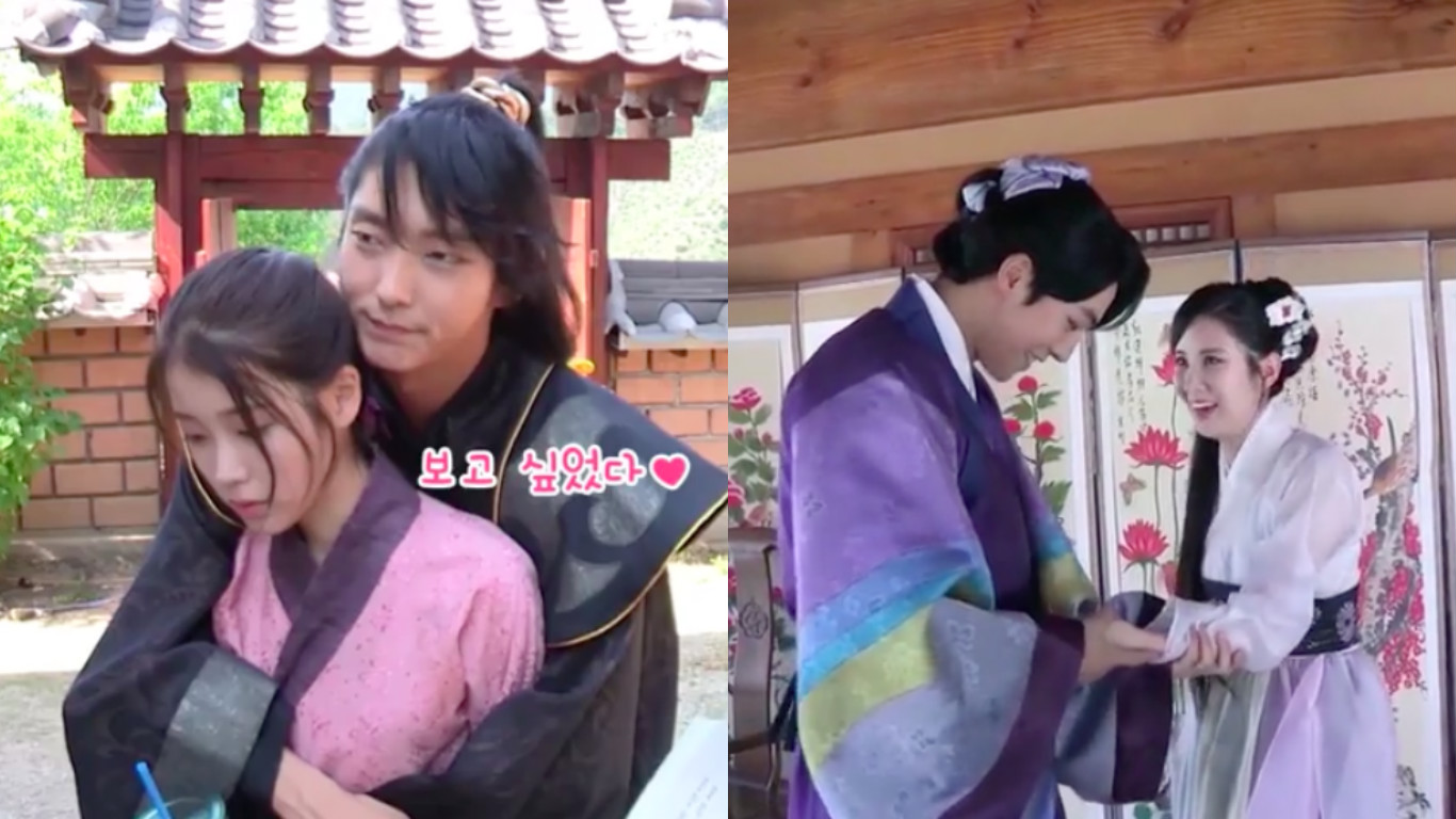 """Watch: """"Scarlet Heart: Goryeo"""" Shares Funny Bloopers And Cute Behind The Scenes Moments Of Your Favorite Ships"""