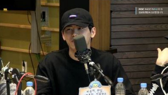 INFINITE's Hoya Clarifies His Relationship With His Father