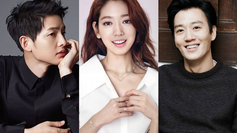 Song Joong Ki, Park Shin Hye, Kim Rae Won, And More Nominated For