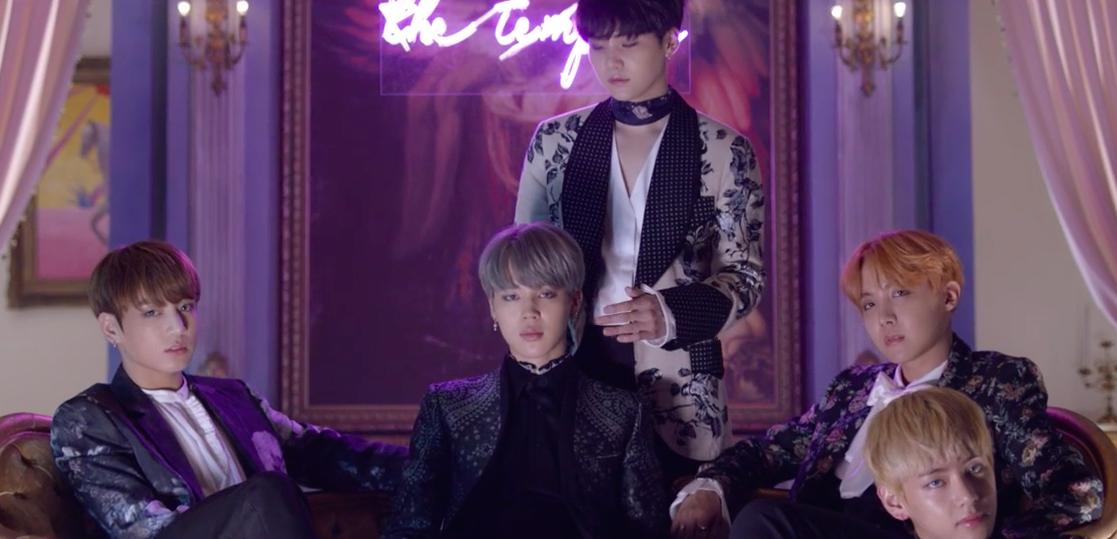 """Watch: BTS Drops Breathtaking Teaser Video For """"Blood Sweat & Tears"""" MV"""