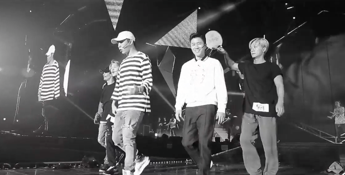 """Watch: Sechs Kies Returns After 16 Years With """"Three Words"""" MV"""