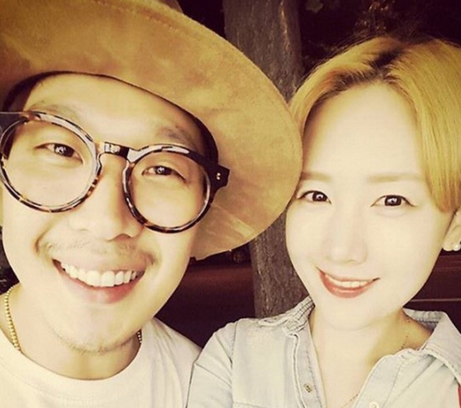 Haha And Byul Are Expecting Their Second Child