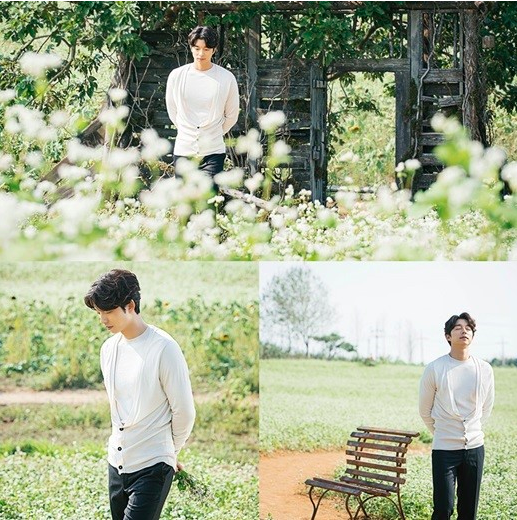 "Gong Yoo Is The Prettiest ""Goblin"" Ever In New Drama Stills"