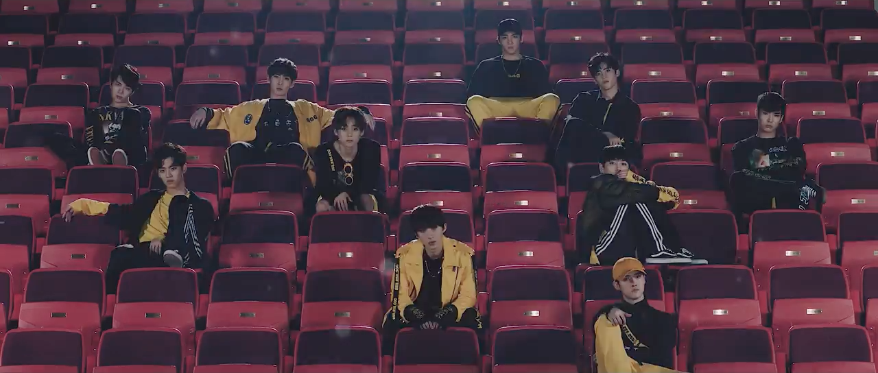 """Watch: PENTAGON Says """"Wake Up"""" In Newest Mysterious Teaser"""