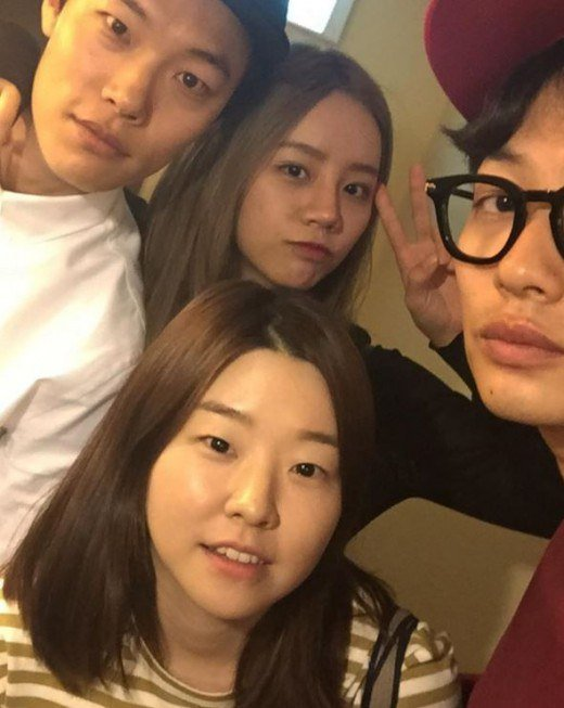 Ryu Jun Yeol Hyeri Lee Dong Hwi Lee Min Ji