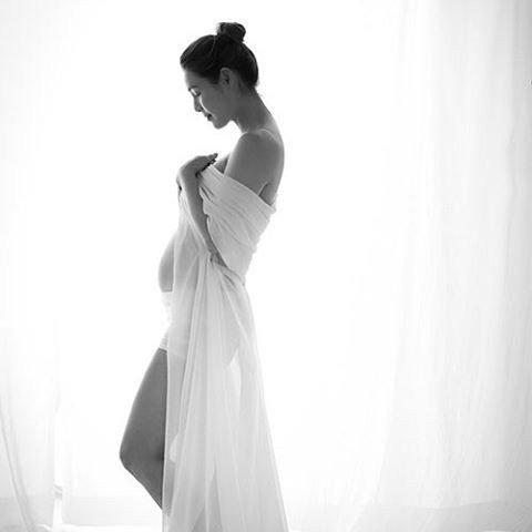 Kahi Reveals Photo Of Her Newborn Son