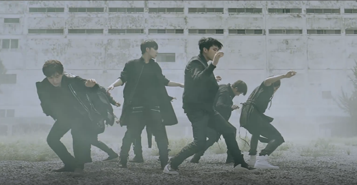 "Watch: INFINITE Treats Fans To Choreography Version Of ""The Eye"""