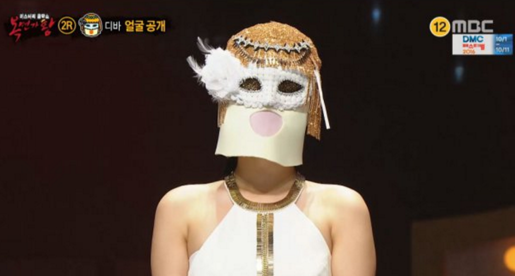 """This Idol Is A Veteran Of The Retro Concept On """"King Of Masked Singer"""""""