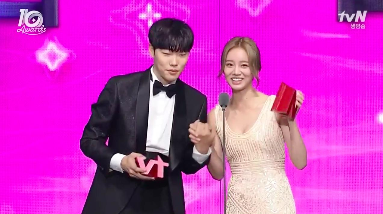 tvN10 awards 6
