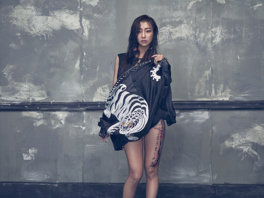 Far East Movement Adds SISTAR's Hyorin To List Of K-Pop Collaborators
