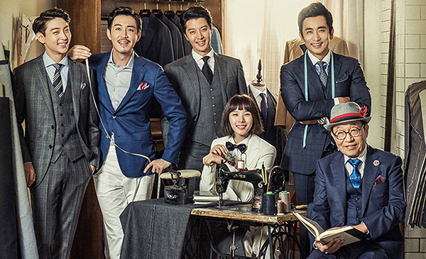 """Laurel Tree Tailors"" Starring Lee Dong Gun Marks Just Under 30 Percent In Viewership Ratings"