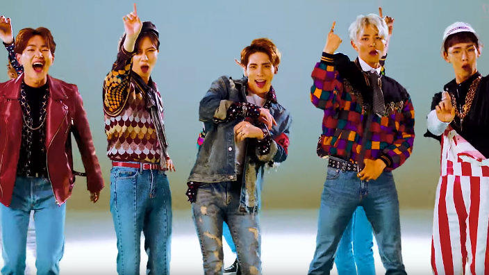 7 Times K-Pop Artists Flawlessly Brought The '90s Back