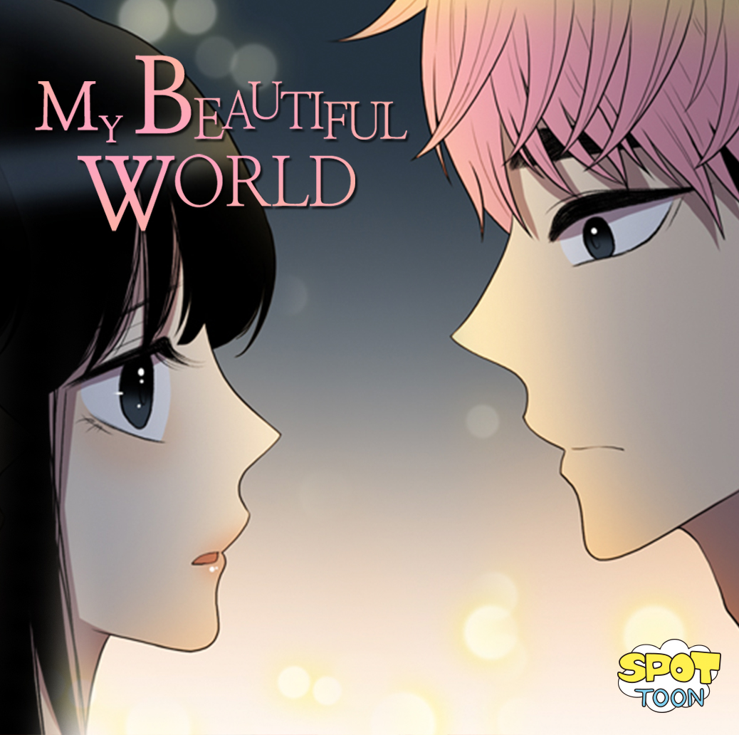 """Spottoon's """"My Beautiful World"""" Now Available to Read on Soompi!"""