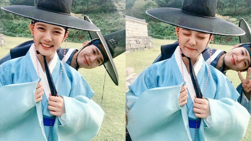 9 Times Park Bo Gum And Kim Yoo Jung Were The Definition Of Cute