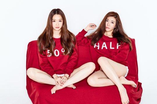 Davichi 50 X Half Duo