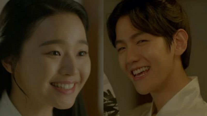 "Z.Hera Talks About Her Kiss Scene With EXO's Baekhyun For ""Scarlet Heart: Goryeo"""