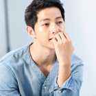"""Song Joong Ki Brings Back """"Descendants Of The Sun"""" Feels In Reserve Forces Training Photo"""