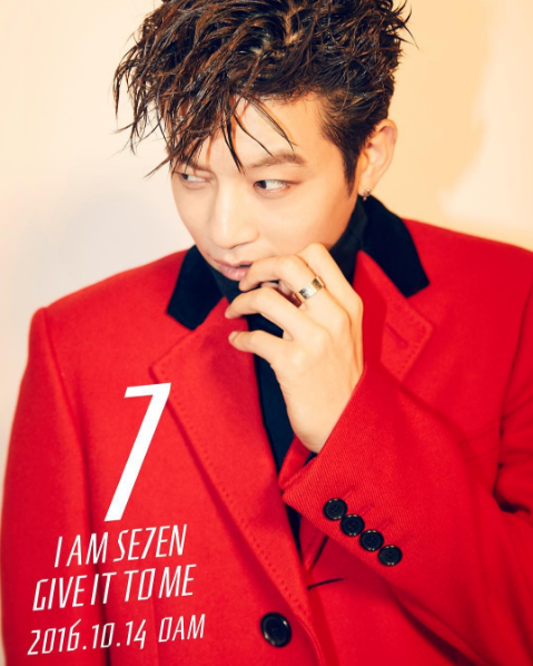 """Se7en Reveals Track List For """"I Am Se7en"""" And Confirms Comeback Performance Plans"""