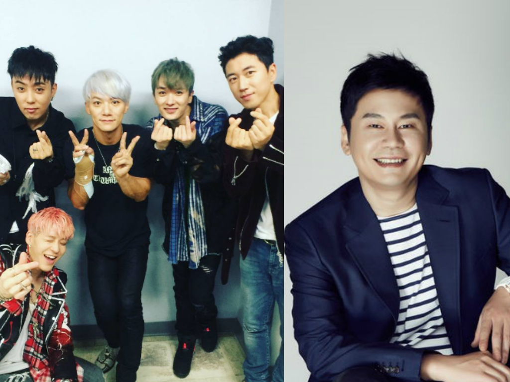 Sechs Kies Talks About The Huge Amount Of Love Yang Hyun Suk Shows Them
