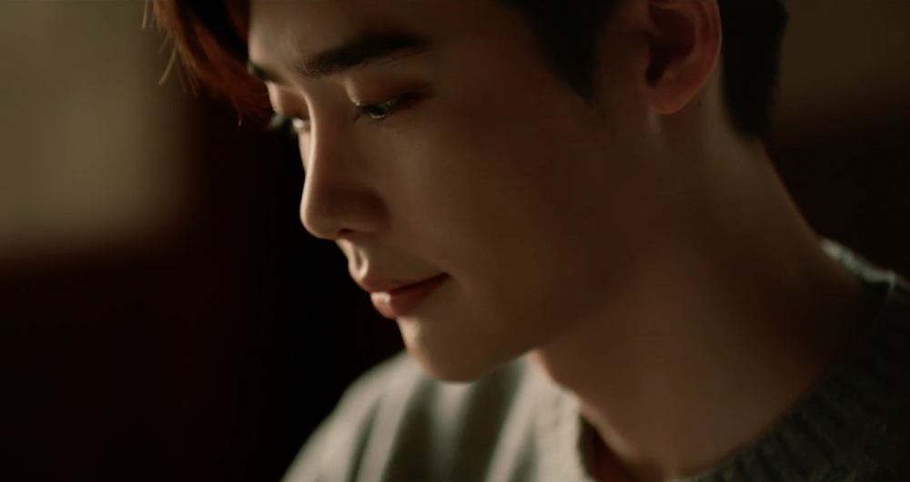 "Watch: Lee Jong Suk Is Plagued With Thoughts Of A Loved One In Davichi's ""Love Is"" MV"