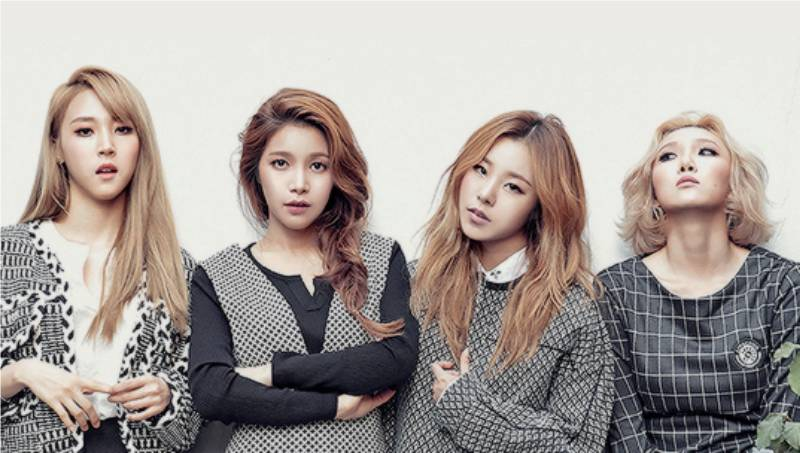 MAMAMOO Involved In Minor Car Accident On Way To Music Festival
