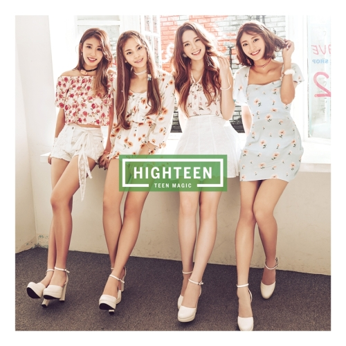 """Watch: """"All-Natural"""" Girl Group HIGHTEEN Debuts With """"Boom Boom Clap"""" Music Video"""